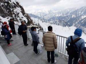 雪の大谷3